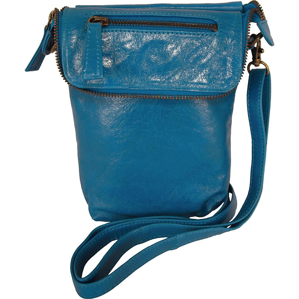 Latico Leathers Mina - Pool - Handbags, Leather Handbags