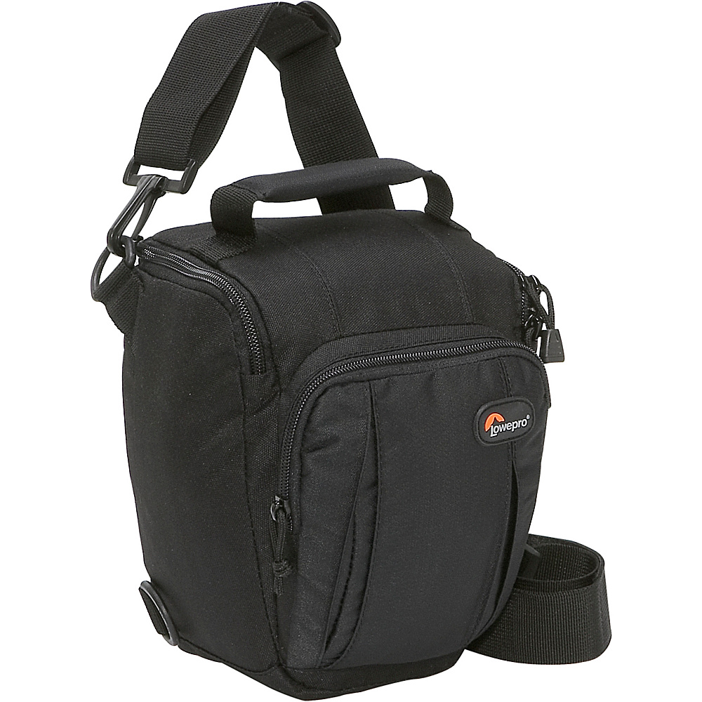 Lowepro Toploader Zoom 50 AW Camera Bag Black - Lowepro Camera Accessories