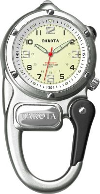 Dakota Watch Company Mini Clip Microlight - Grey