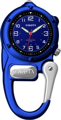 Dakota Watch Company Mini Clip Microlight - Blue