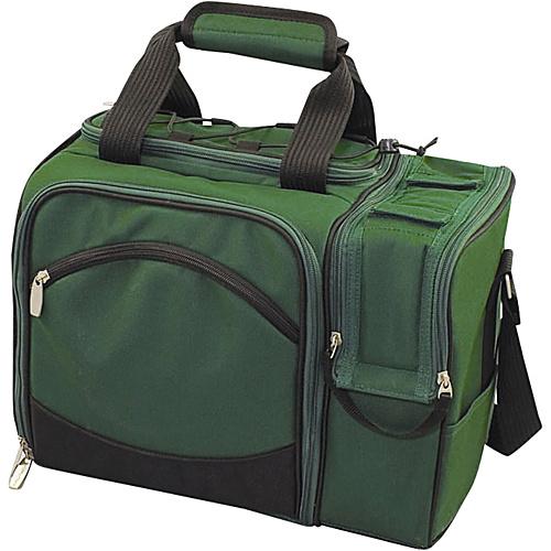 Picnic Time Malibu Insulated Picnic Pack - Hunter Green