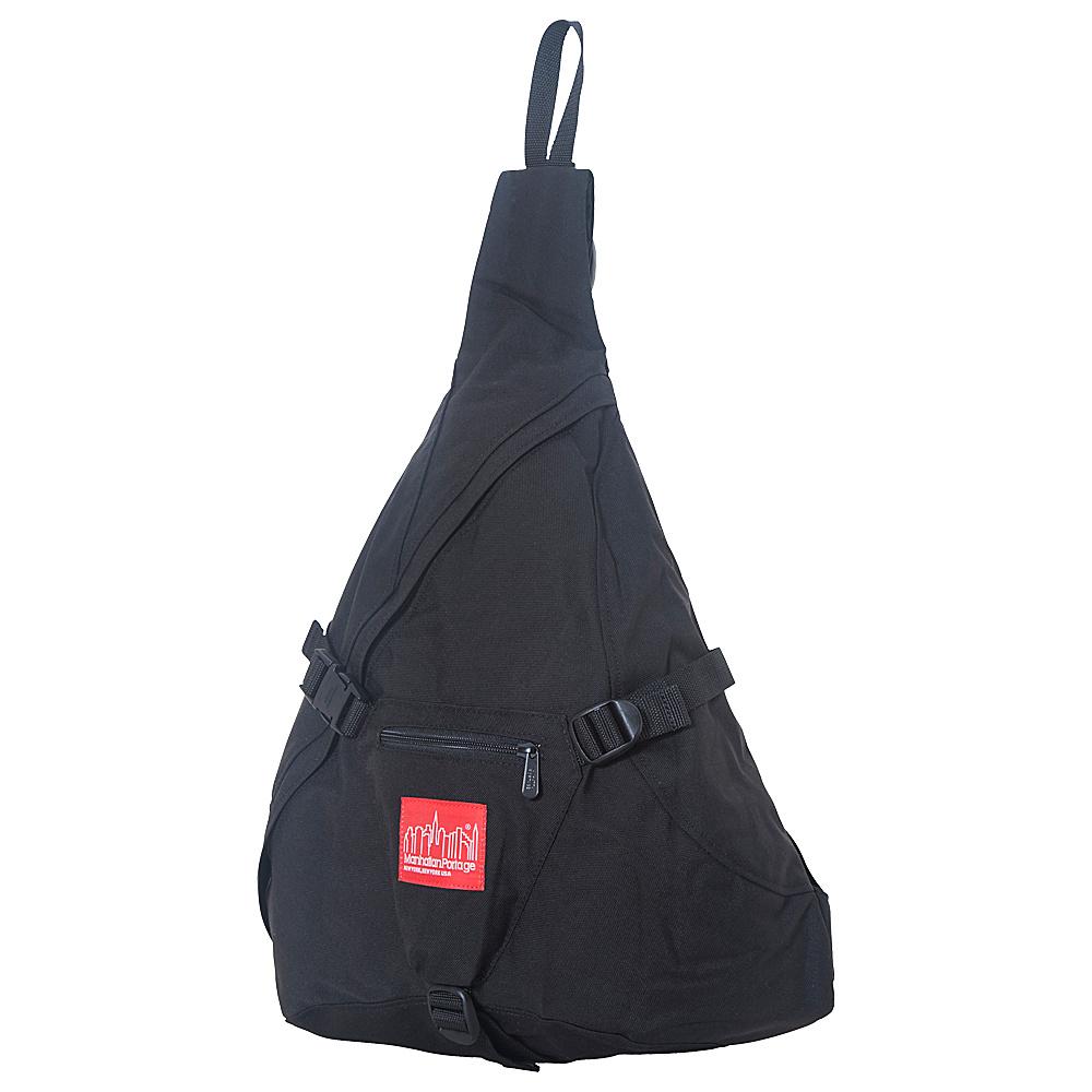 Manhattan Portage J-Bag (Large) - Black - Backpacks, Slings
