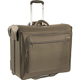Helium SuperLite Trolley Garment Bag Mocha Brown