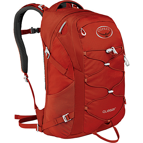Osprey Quasar Real Red - Osprey Laptop Backpacks