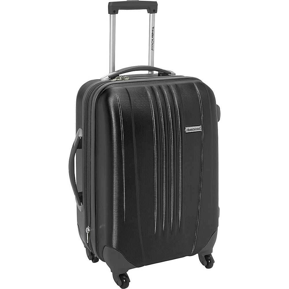 Travelers Choice Toronto 21 in. Expandable Hardside - Luggage, Hardside Carry-On