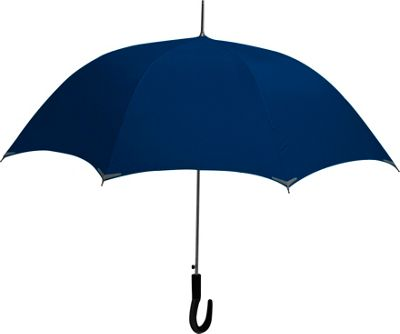 ShedRain ShedRain WalkSafe Auto Stick Umbrella - New Navy