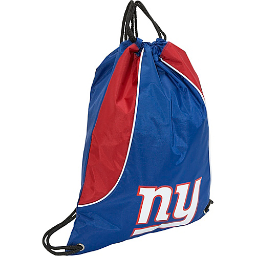 Concept One New York Giants String Bag New York Giants Navy - Concept One Gym Bags