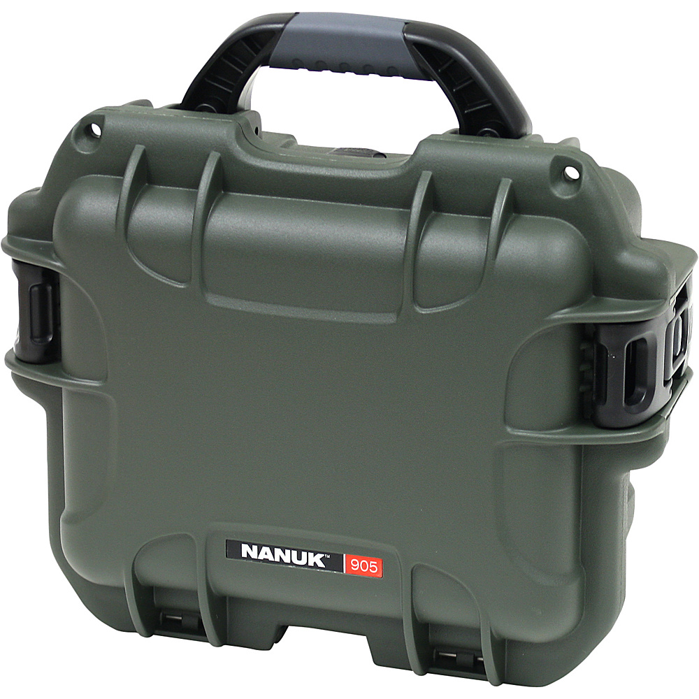 NANUK 905 Case - Olive - Technology, Camera Accessories