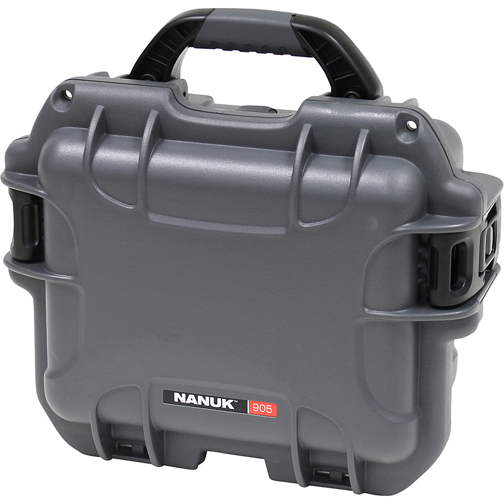NANUK 905 Case - Graphite - Technology, Camera Accessories