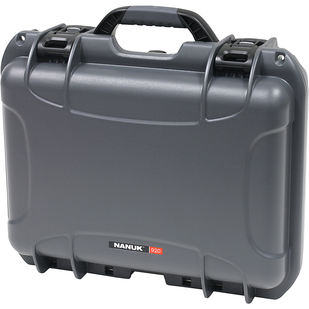 NANUK 920 Case - Graphite - Technology, Camera Accessories