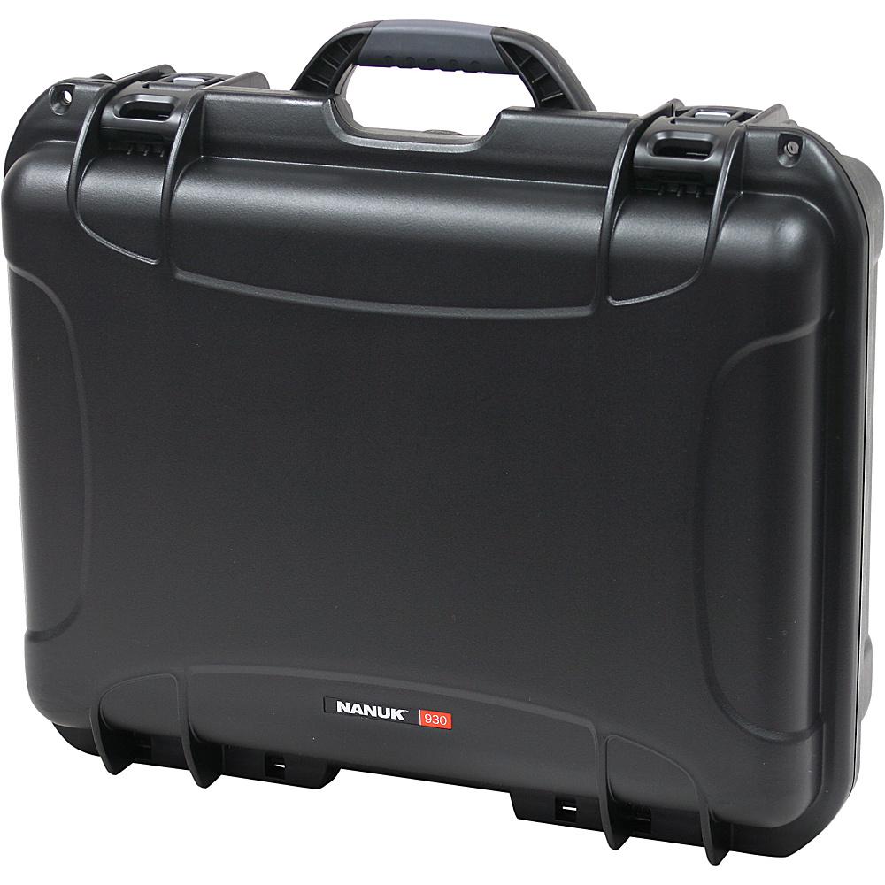 NANUK 930 Case - Black - Outdoor, Tactical