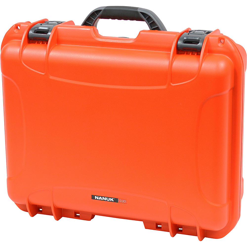 NANUK 930 Case - Orange - Outdoor, Tactical