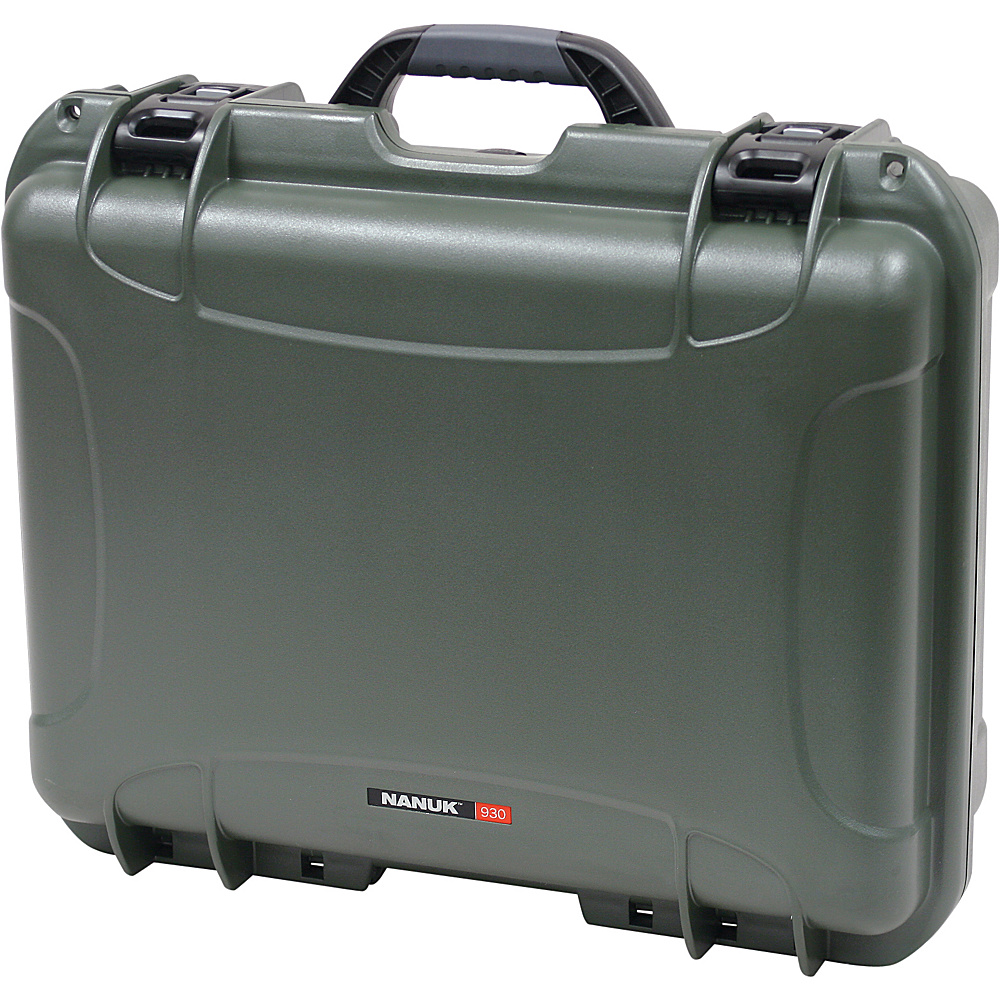 NANUK 930 Case - Olive - Outdoor, Tactical