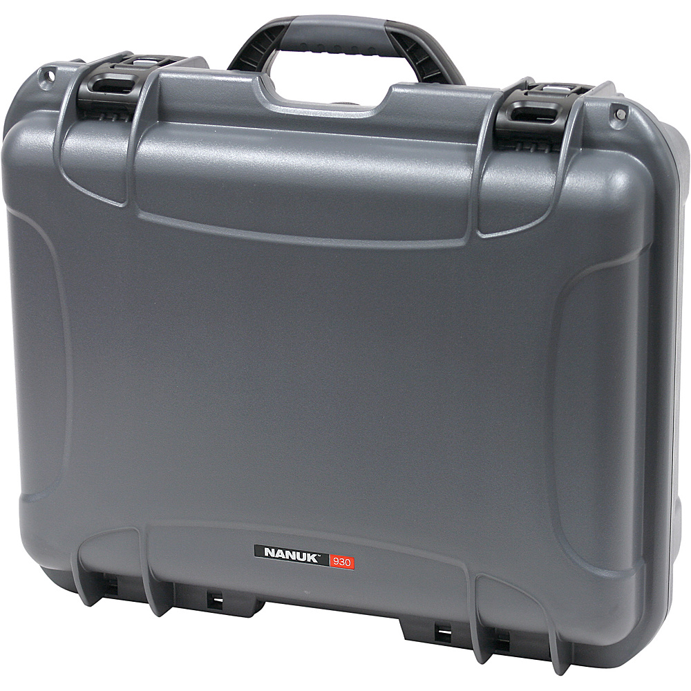 NANUK 930 Case - Graphite - Outdoor, Tactical