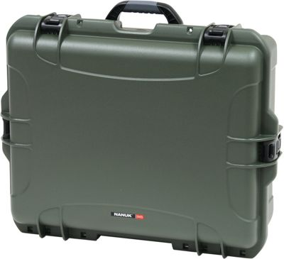 NANUK 945 Case Olive - NANUK Camera Cases