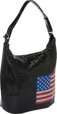 Mellow World Flag Hobo Bag