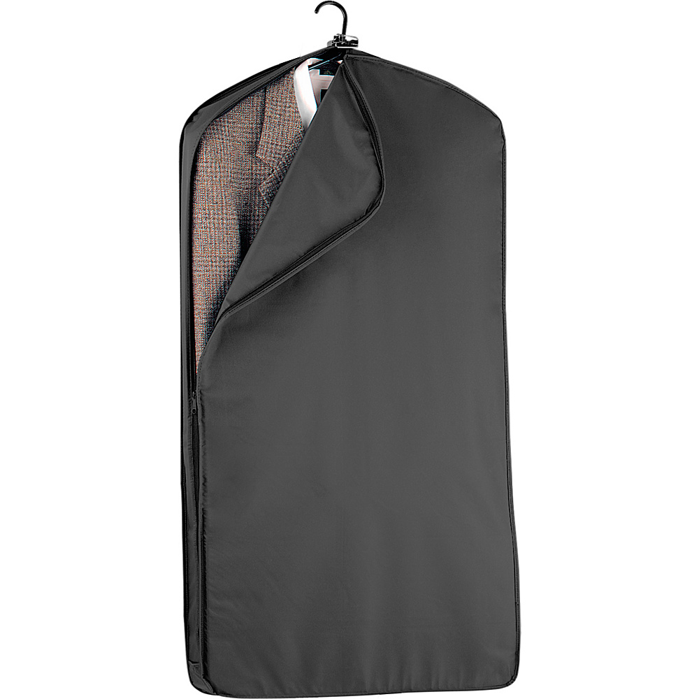 "Wally Bags 42"" Suit Length Garment Cover - Black"
