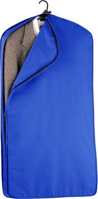 Wally Bags 42 inch Suit Length Garment Cover Royal - Wally Bags Garment Bags