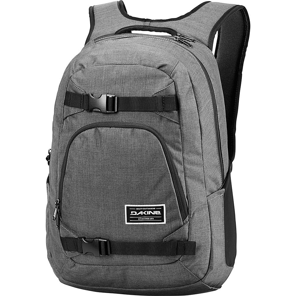 DAKINE Explorer 26L Pack Carbon - DAKINE Business & Laptop Backpacks - Backpacks, Business & Laptop Backpacks