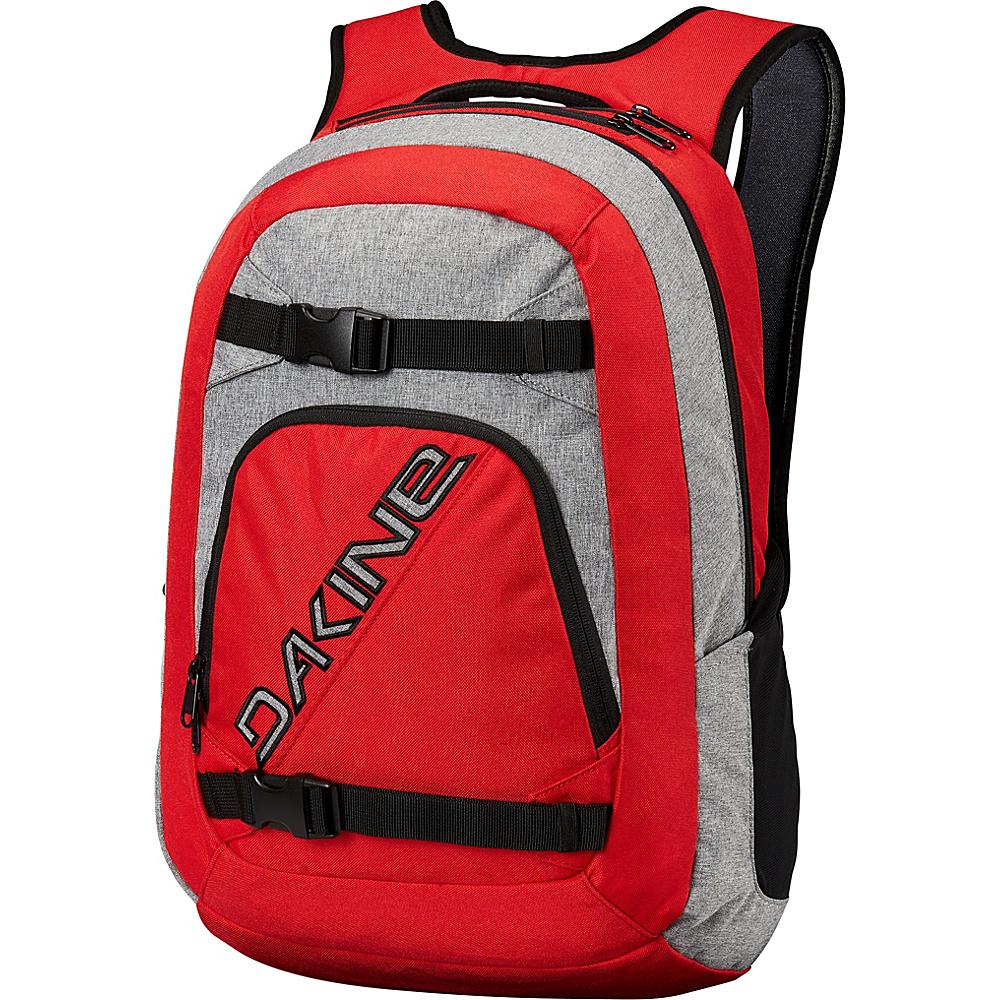 DAKINE Explorer 26L Pack Red - DAKINE Laptop Backpacks - Backpacks, Laptop Backpacks