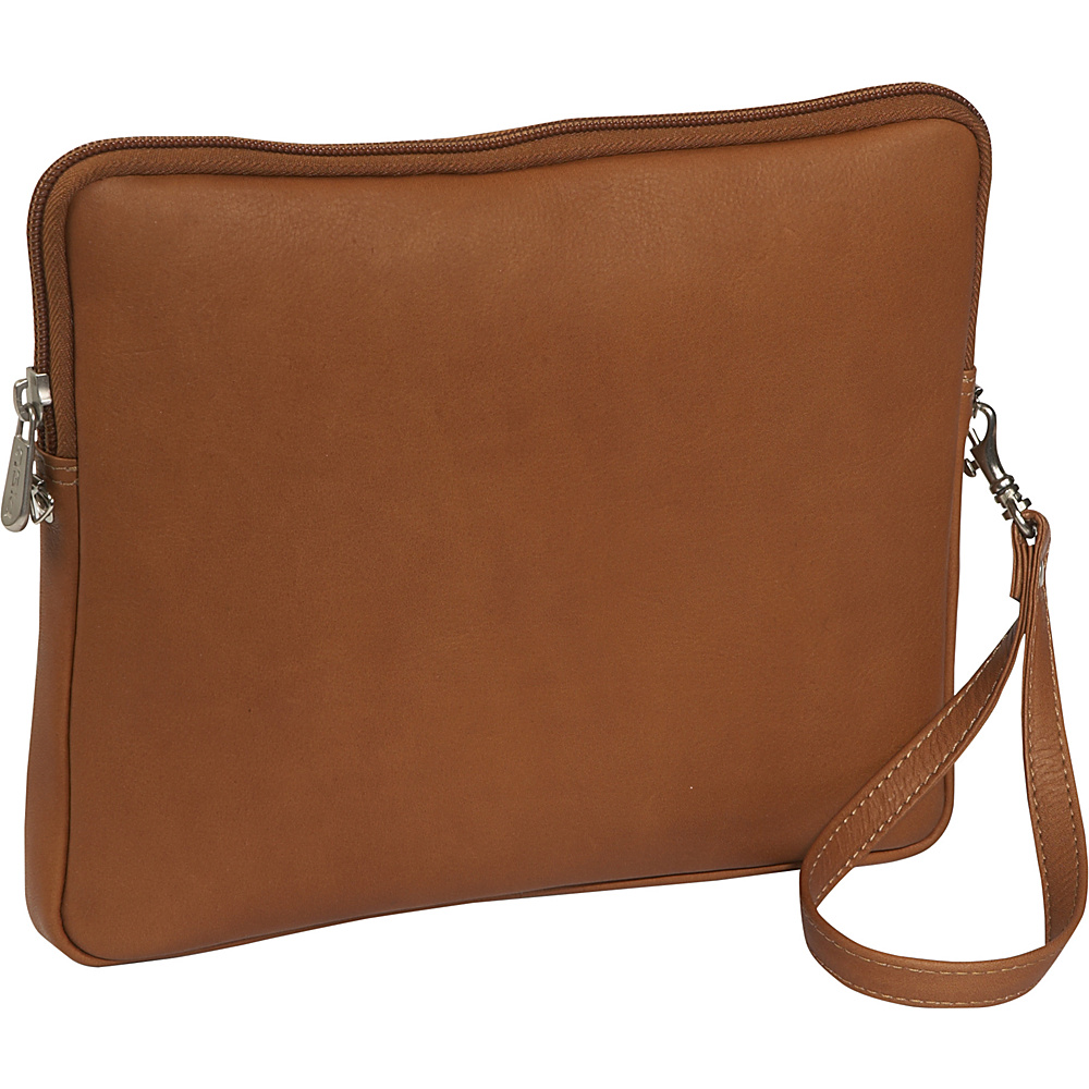 Piel Leather iPad Sleeve - Saddle - Technology, Electronic Cases