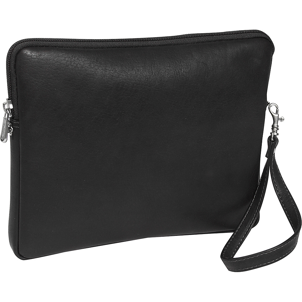Piel Leather iPad Sleeve - Black - Technology, Electronic Cases