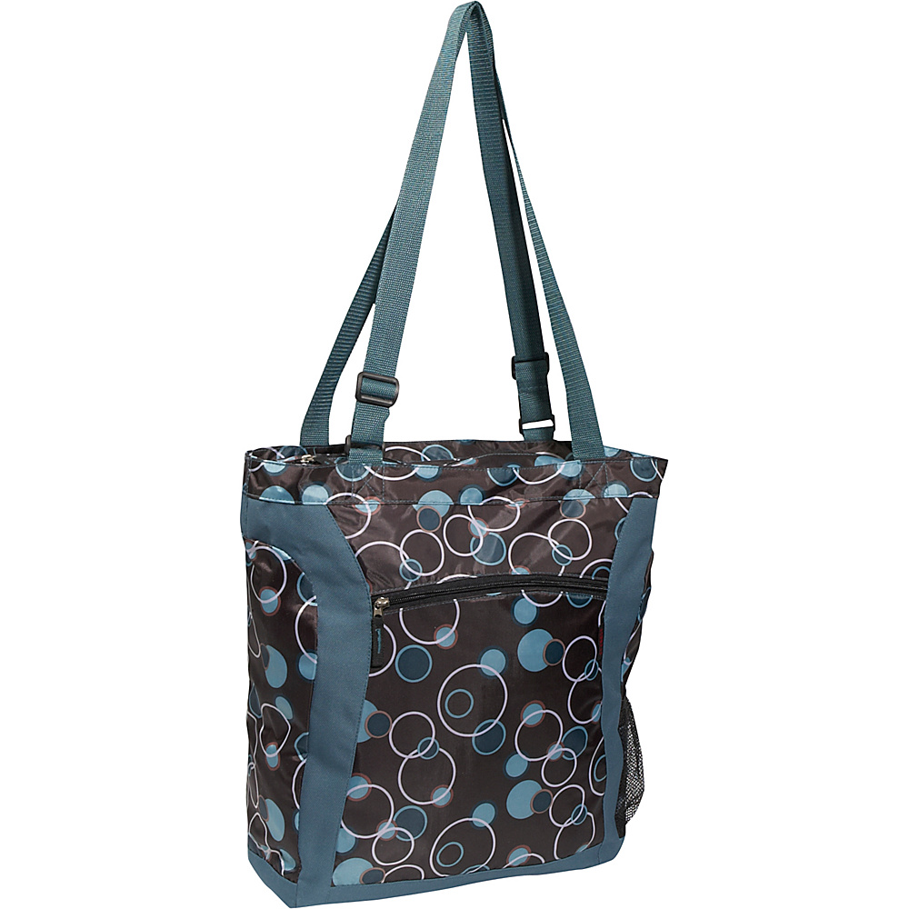 Everest Deluxe Utility Tote Bag - Teal Blue