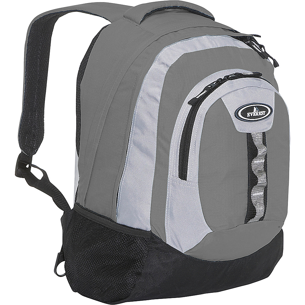 Everest Deluxe Backpack with Multiple Compartments - Backpacks, Everyday Backpacks