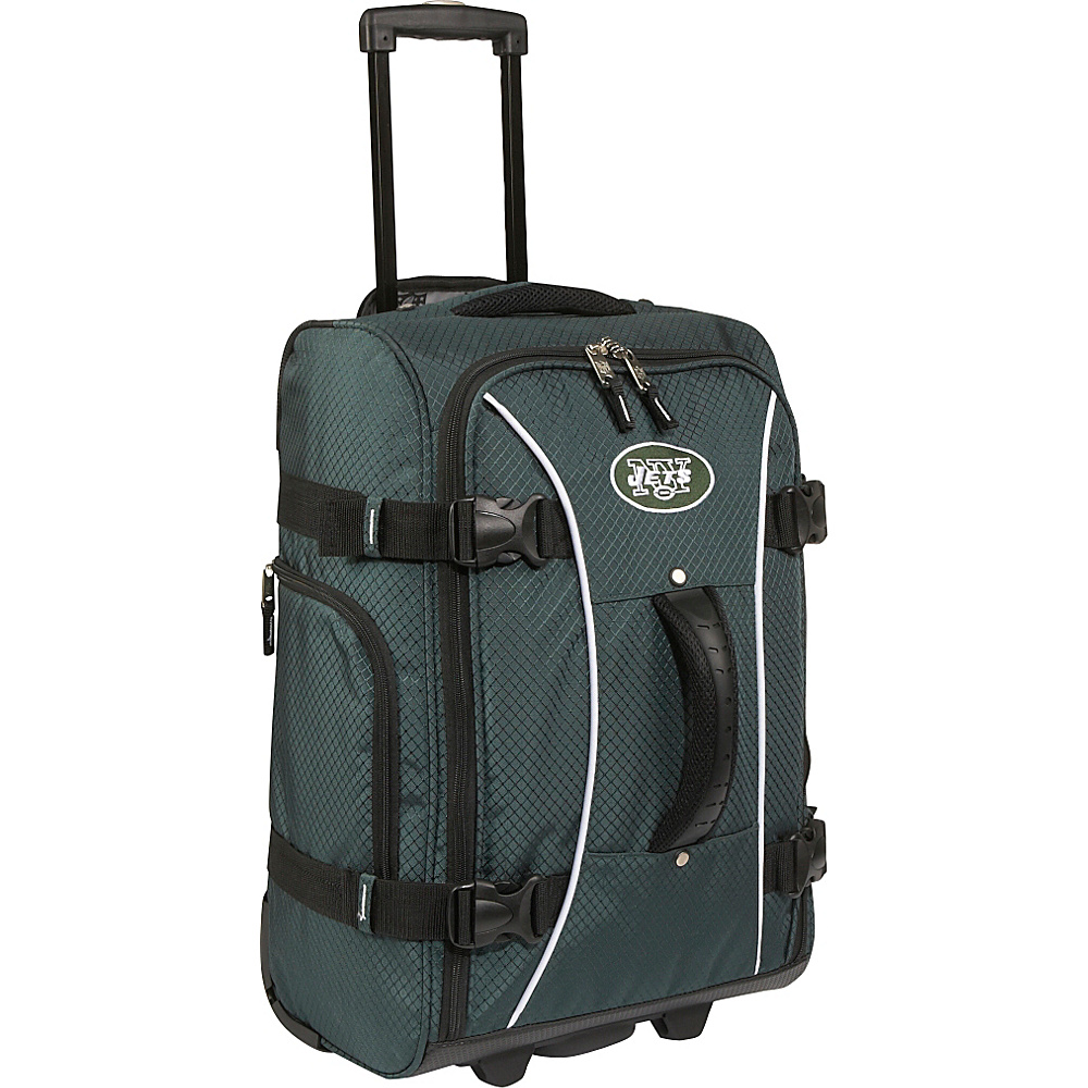 Athalon New York Jets NFL 21 Wheeling Hybrid Luggage