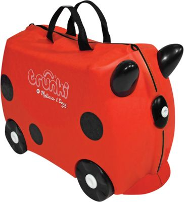 Melissa & Doug Trunki Ruby Rolling Kids Luggage - eBags.com