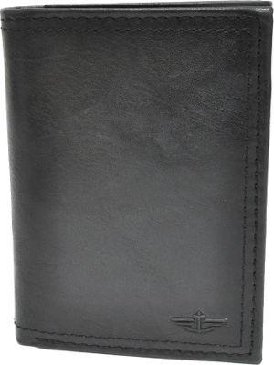 Dockers Wallets Trifold Wallet - Black