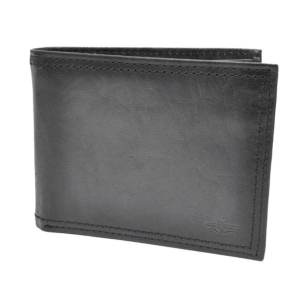 Dockers Wallets Pocketmate Wallet - Black - Work Bags & Briefcases, Men's Wallets