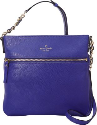 kate spade new york Cobble Hill Ellen Crossbody Bright Lapis - kate spade new york Designer Handbags