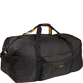 36'' Lightweight Folding Duffel Black