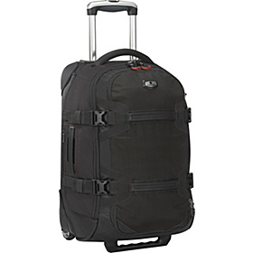 ORV Trunk 22 - 22'' Wheeled Duffel Black