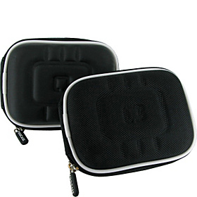 2 Case Set for Camera and Pocket Camcorder Black