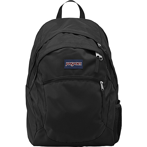 JanSport Wasabi Backpack Black - Backpacks, Laptop Backpacks