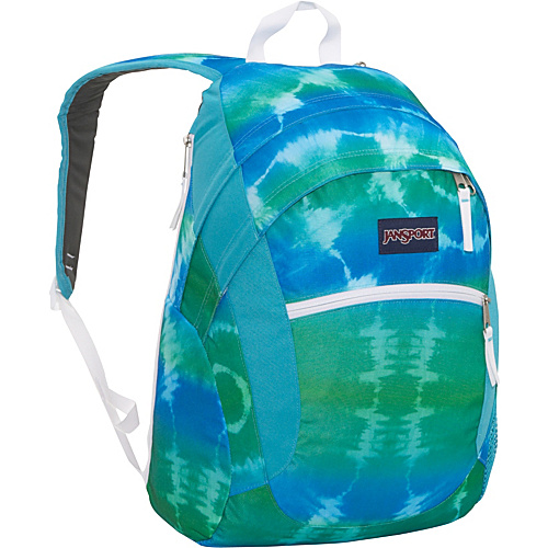 JanSport Wasabi - Blinded Blue Hippy Skip - Backpacks, Laptop Backpacks