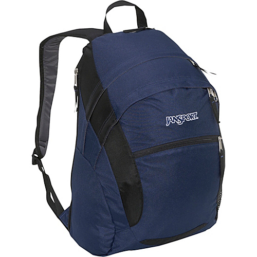JanSport Wasabi Backpack Navy - Backpacks, Laptop Backpacks