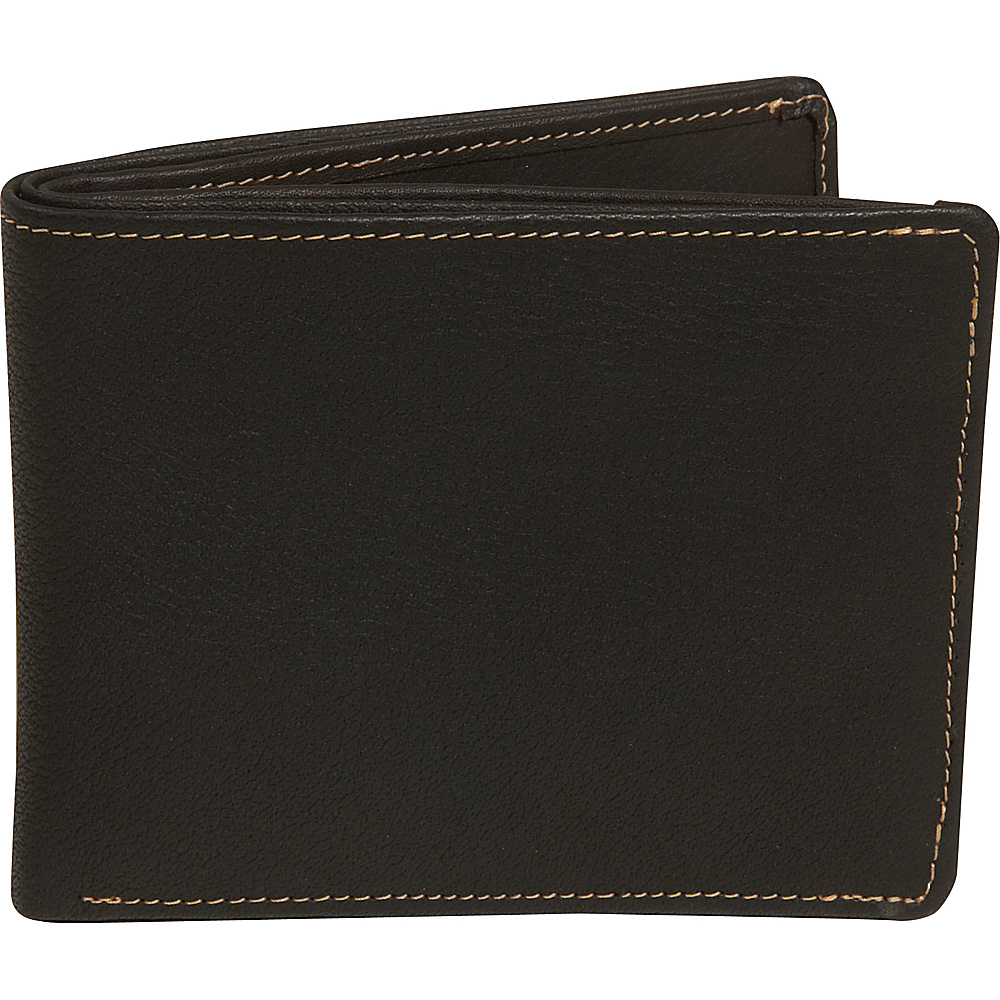 Derek Alexander Billfold - Brown - Work Bags & Briefcases, Men's Wallets