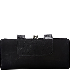 Nancy Wallet Black