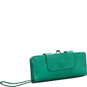 Nancy Wallet Jade