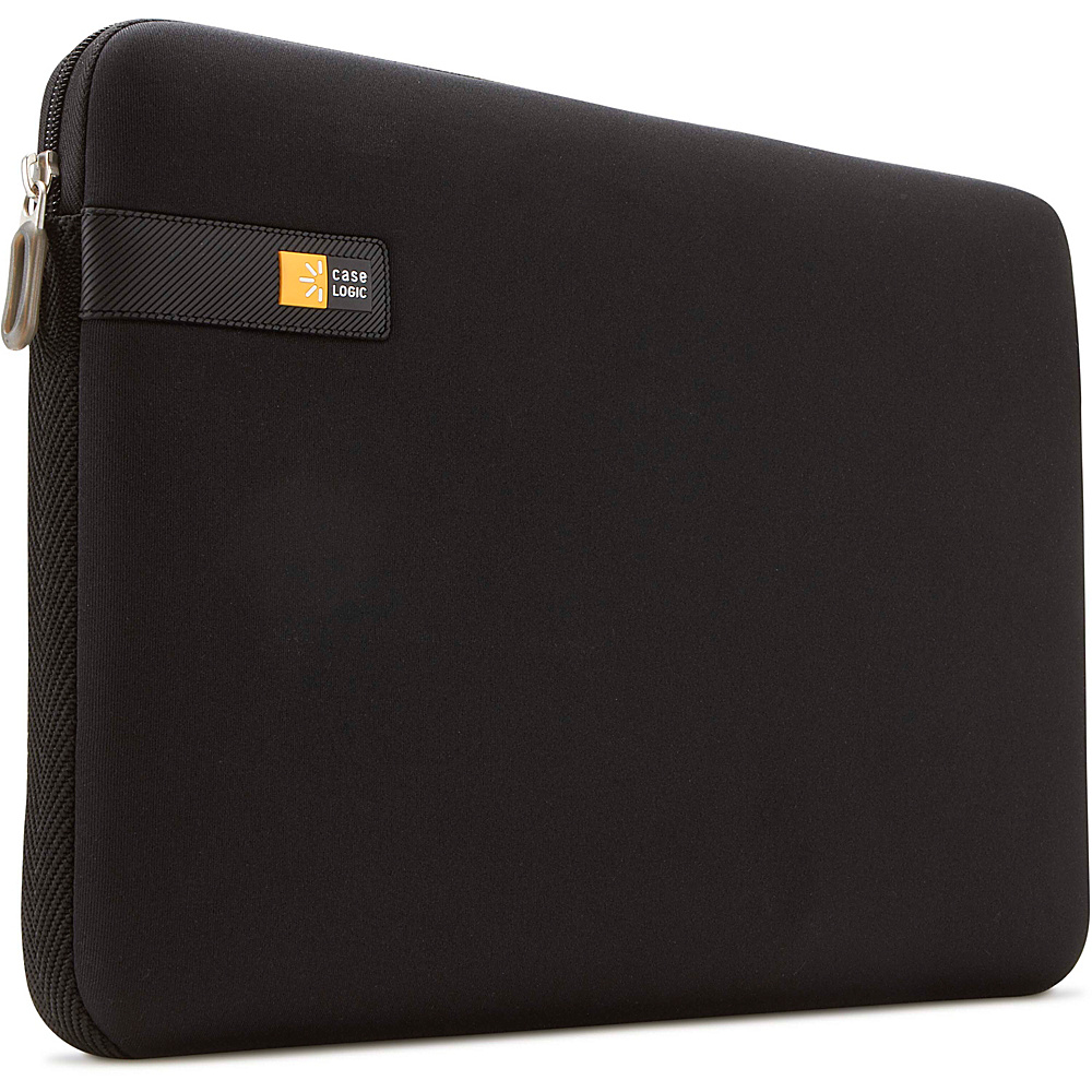 Case Logic 15-16 Laptop Sleeve - Black - Technology, Electronic Cases