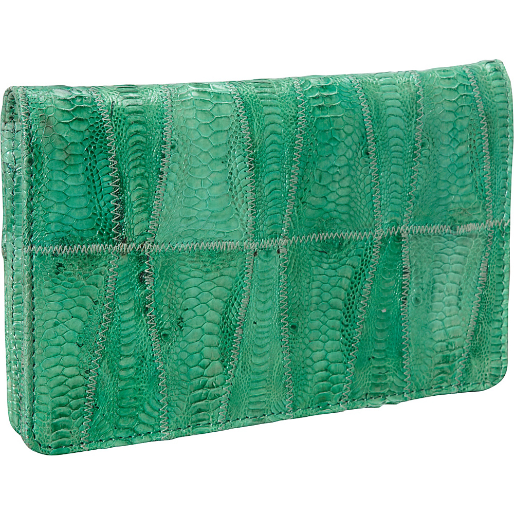Latico Leathers Ginger Green Latico Leathers Women s Wallets