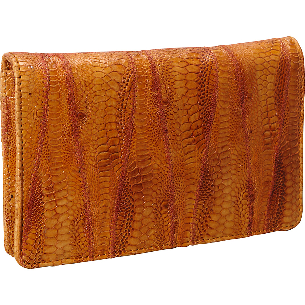 Latico Leathers Ginger Orange Latico Leathers Women s Wallets