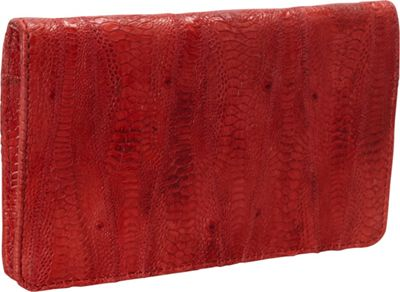 Latico Leathers Ginger Red - Latico Leathers Women's Wallets