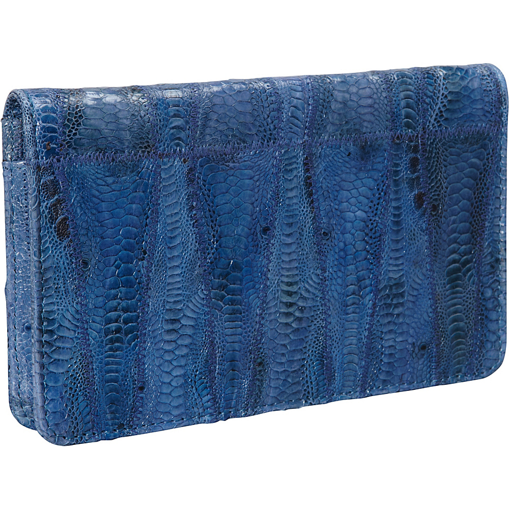 Latico Leathers Ginger Royal Blue Latico Leathers Women s Wallets