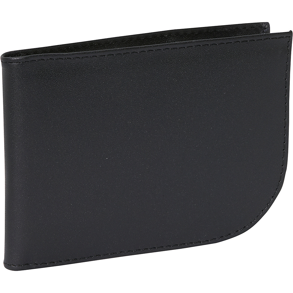 Travelon RFID Blocking Front Pocket Wallet - Black - Work Bags & Briefcases, Men's Wallets