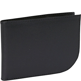 RFID Blocking Front Pocket Wallet Black