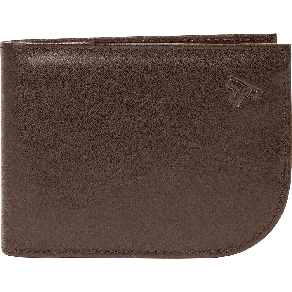 Travelon RFID Blocking Front Pocket Wallet Brown - Travelon Mens Wallets - Work Bags & Briefcases, Men's Wallets